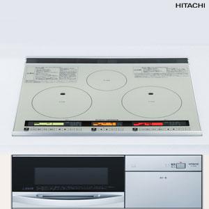 Bếp điện từ Hitachi HT-G10TS