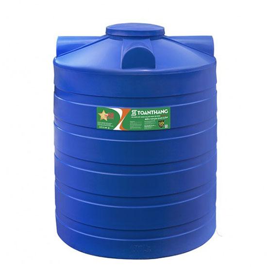 Bồn nước nhựa Toàn Thắng 3000L NTD3000