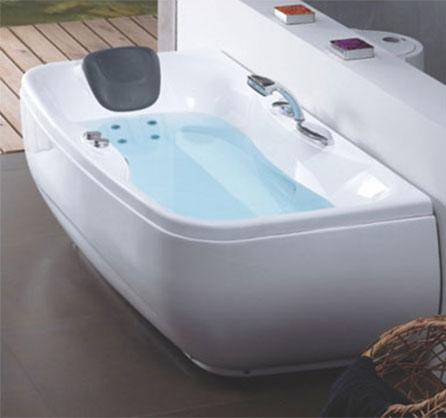 Lựa chọn bồn tắm massage phù hợp với không gian phòng tắm