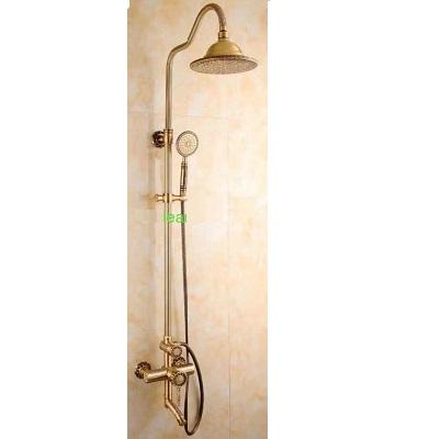 Sen cây tắm mạ đồng Cleanmax 9705