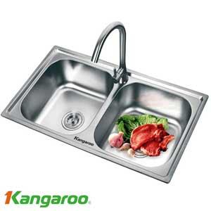 Chậu rửa bát Kangaroo KG7843E