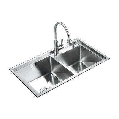 Chậu rửa bát Moonoah MN-8245B