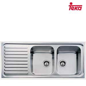Chậu rửa bát Teka CLASSIC 1160.500 2B.1D