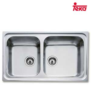 Chậu rửa bát Teka CLASSIC 860.500.2B