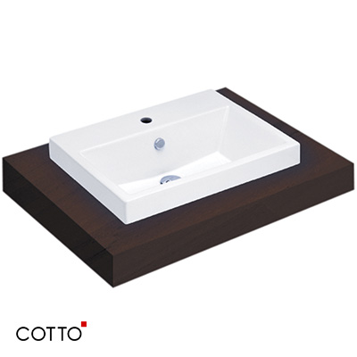 Chậu rửa lavabo COTTO C0902