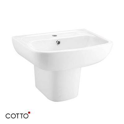Chậu rửa lavabo COTTO C0141-C4241