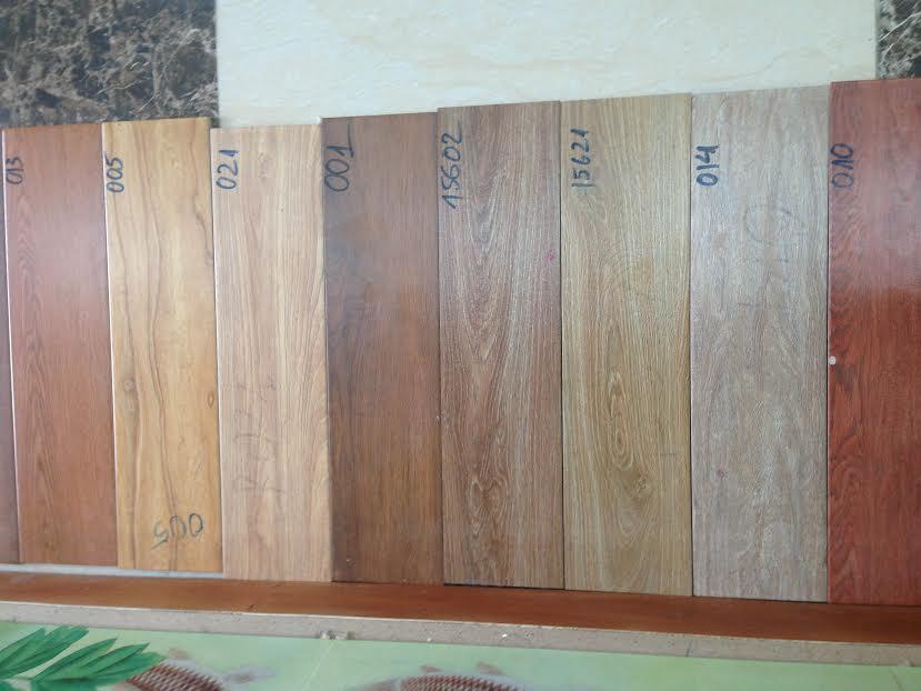 Gạch lát  giả gỗ 15x60