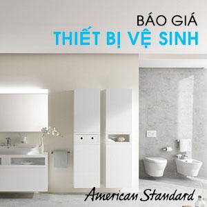 Báo giá thiết bị vệ sinh american standard