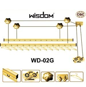 Giàn phơi thông minh Wisdom WD-02S