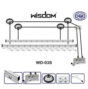 Giàn phơi thông minh Wisdom WD-03S
