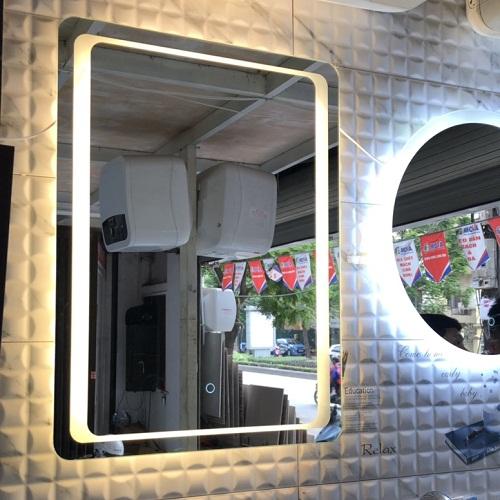 Gương đèn LED Cleanmax 6080D