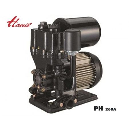 Máy bơm nước chân không tăng áp cơ Hanil PH 260A