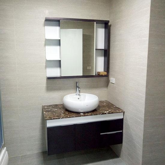 Tủ chậu lavabo Picomat theo yêu cầu TC-HM90