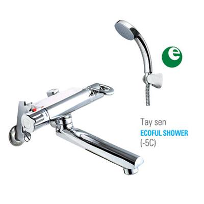 Sen vòi tắm nhiệt độ INAX BFV-8145T-5C
