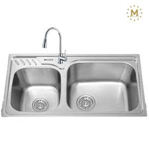 Chậu rửa bát Malloca MS 1003