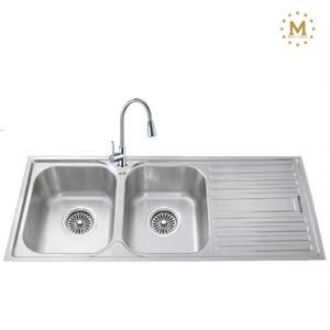 Chậu rửa bát Malloca MS 1025R(L)