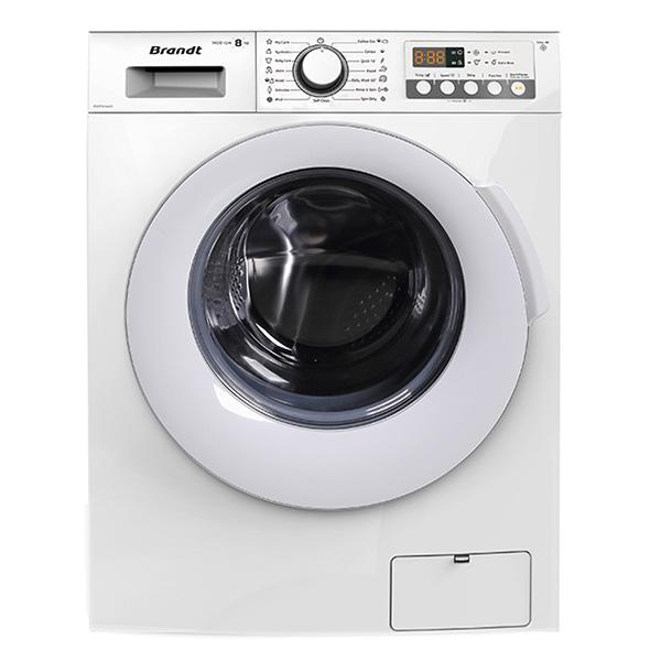 Máy giặt lồng ngang Brandt BWF814AG