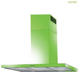 Máy hút mùi Faster Quattro Green