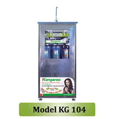 Máy lọc nước Kangaroo KG-104