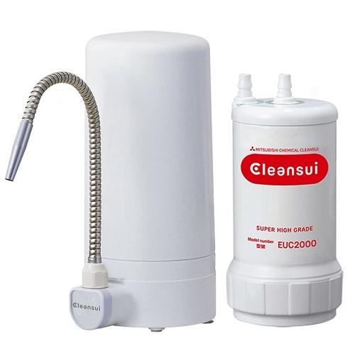 Máy lọc nước trên bồn rửa Cleansui ET101