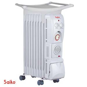 Máy sưởi dầu Saiko OR-5211T