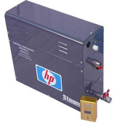 Máy xông hơi Steam HP9