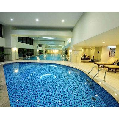 Gạch bể bơi Mosaic M17