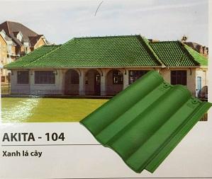 Ngói màu JSC Akita-104