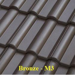 Ngói màu Fuji Bronze M3