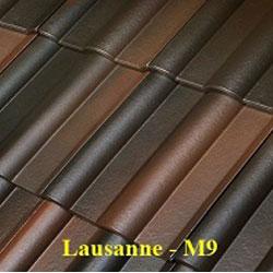 Ngói màu Fuji Lausanne M9