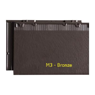 Ngói màu phẳng Fuji M3 Bronze