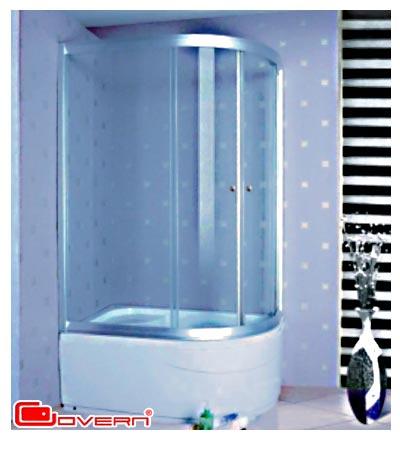 Cabin tắm vách kính GOVERN JS-8126P