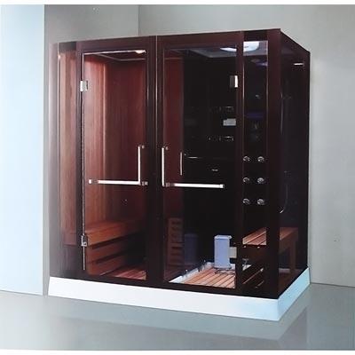 Phòng xông hơi khô và ướt Daelim W-7001