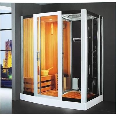 Phòng xông hơi khô và ướt Daelim W-7004