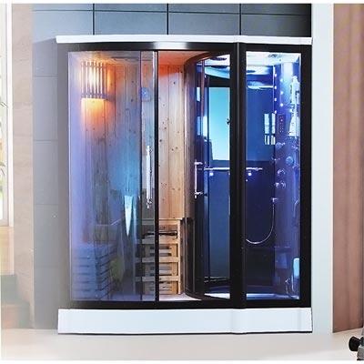 Phòng xông hơi khô và ướt Daelim W-7011