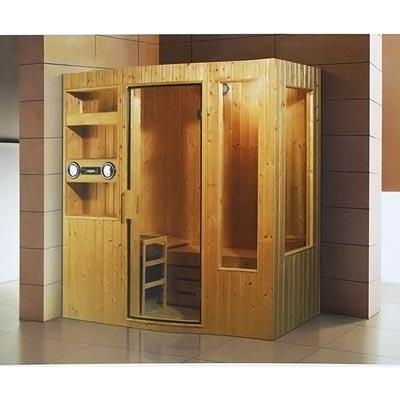 Phòng xông hơi khô hồng ngoại Daelim W-8006