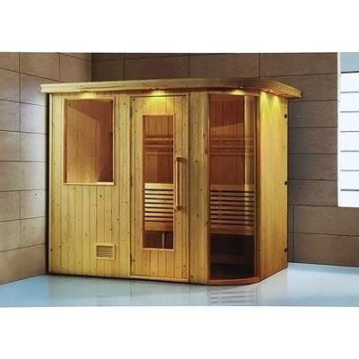 Phòng xông hơi khô hồng ngoại Daelim W-8007