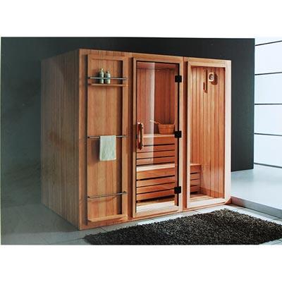 Phòng xông hơi khô hồng ngoại Daelim W-8008