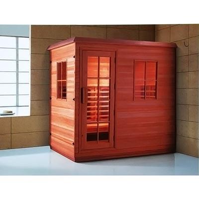 Phòng xông hơi khô hồng ngoại Daelim W-8013