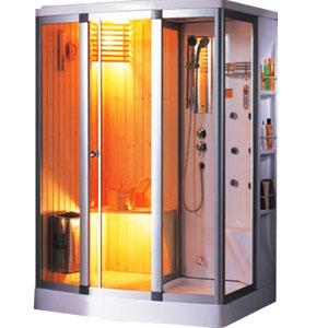 Phòng xông hơi khô và ướt NOFER SN-601R