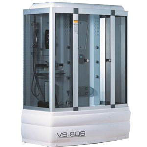 Phòng xông hơi ướt Nofer VS-806