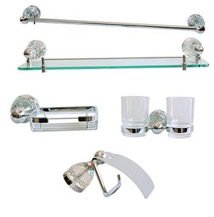 Bộ phụ kiện nhà tắm TOPY-5200