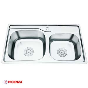 Chậu rửa bát Inox Piceza PZ9 8044