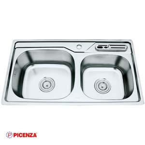 Chậu rửa bát Inox Piceza PZ9 8044B