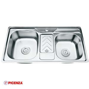 Chậu rửa bát Inox Piceza PZ9 9046