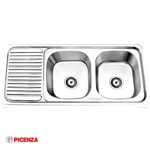 Chậu rửa bát Inox Picenza TB3