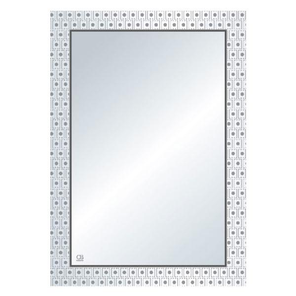 Gương phôi mỹ QB Q128 50x70