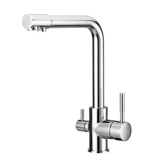 Vòi rửa bát nóng lạnh kết hợp vòi RO Samwon KFL-458