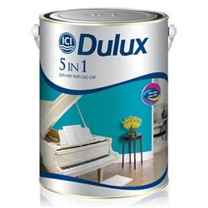 Sơn nội thất Dulux 5 trong 1