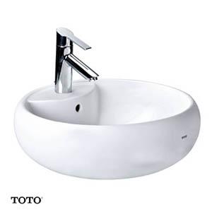 Chậu rửa lavabo TOTO LT367CT